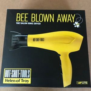 Hot shot tools ionic dryer 🐝